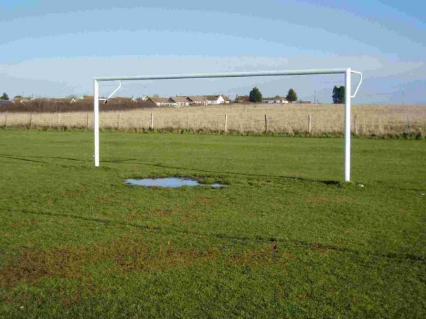 Hampshire Chronicle: Pitch to Win is urging amateur football clubs across Hampshire and to enter the search for the UK's worst football pitch
