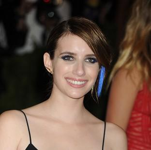 Hampshire Chronicle: Emma Roberts recently got engaged to Evan Peters