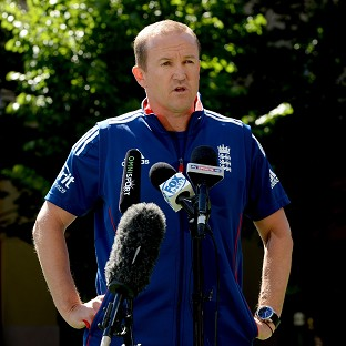 England team director Andy Flower has stepped down