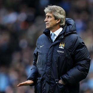 Manuel Pellegrini believes Manchester City have enough in re