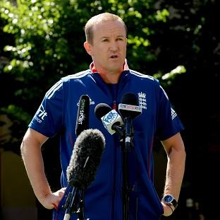 Andy Flower has stepped down as England team director