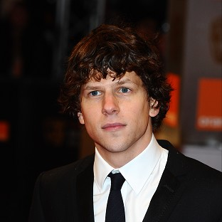 Jesse Eisenberg will play Superman villain Lex Luthor