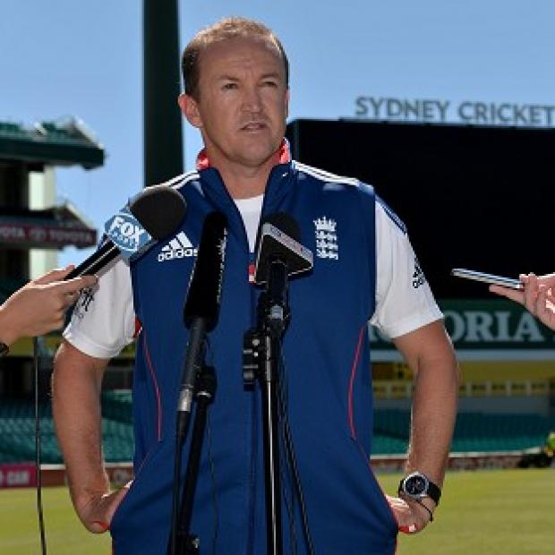 Hampshire Chronicle: Andy Flower stepped down as England team director on Friday