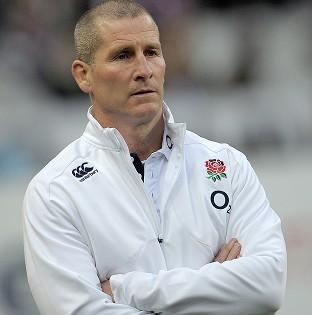 Stuart Lancaster says his young pack 'did extremely well'