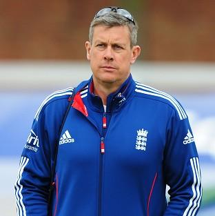 Ashley Giles, pictured, wants to be Andy Flower's successor