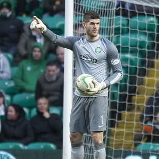 Fraser Forster broke a record by keeping another clean sheet