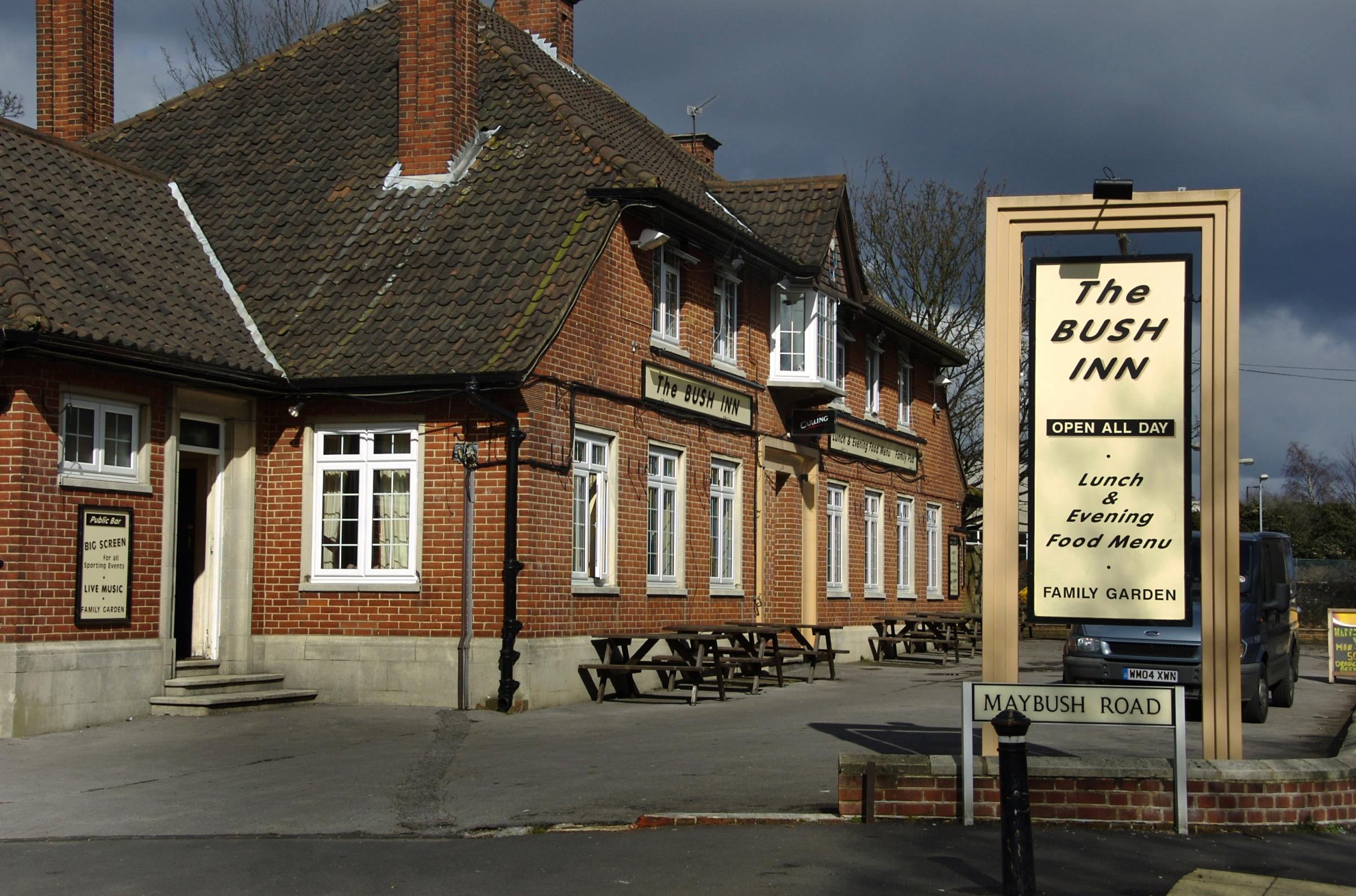 Hampshire pub to be demolished