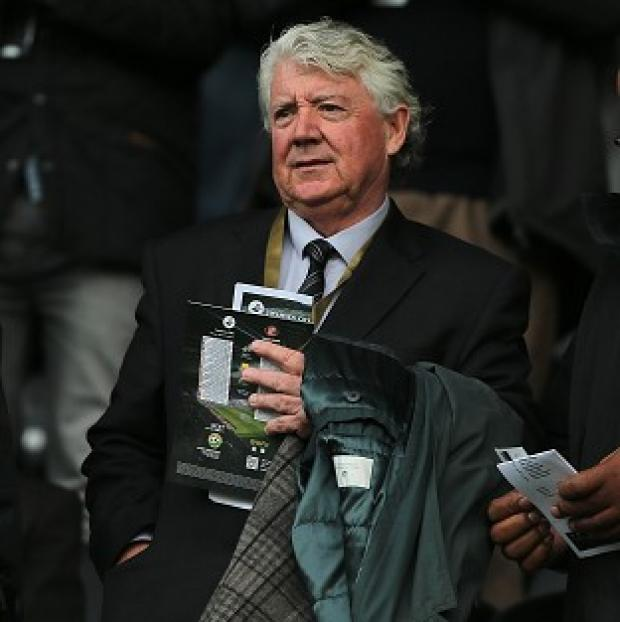 Hampshire Chronicle: Joe Kinnear has stepped down as director of football at Newcastle