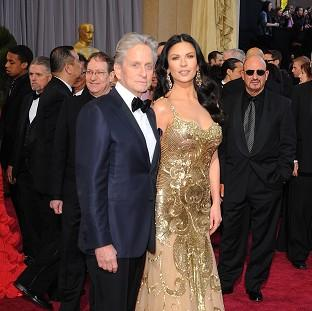 Hampshire Chronicle: Michael Douglas and Catherine Zeta-Jones have been to the Super Bowl together
