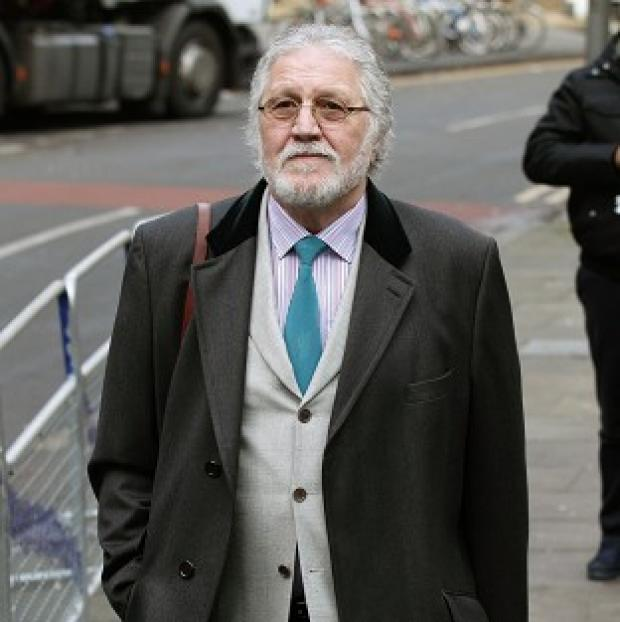 Hampshire Chronicle: Former DJ Dave Lee Travis was described as a larger-than-life character