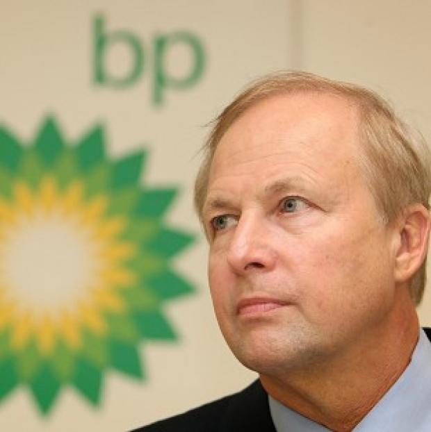Hampshire Chronicle: BP chief Bob Dudley said there are 'quite big uncertainties' regarding Scottish independence