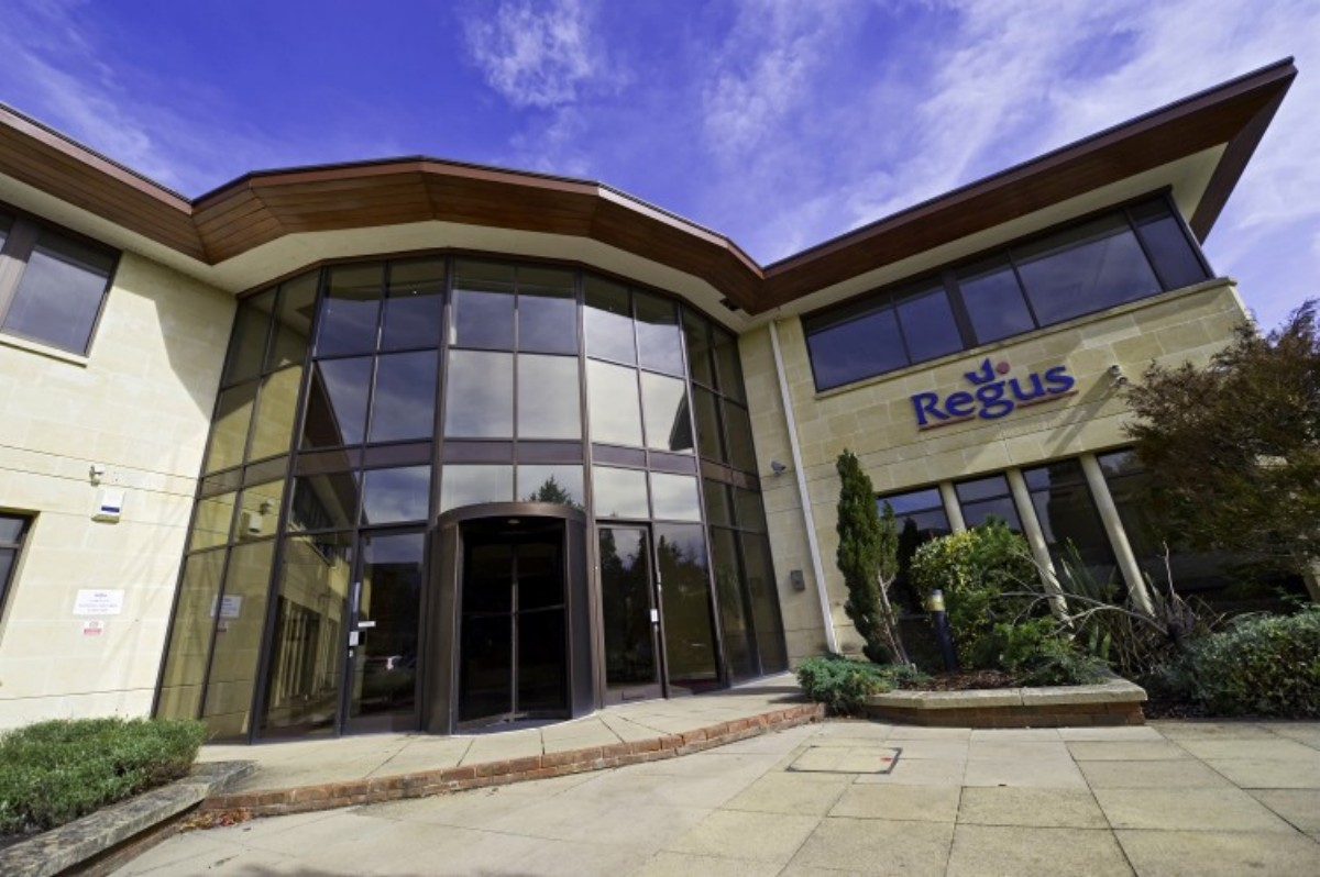 Regus Basingstoke celebrates its 15th anniversary this month