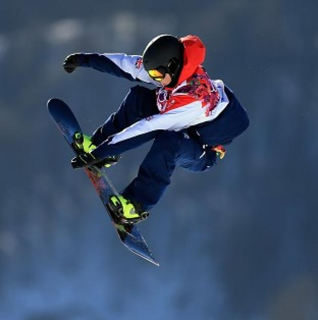 Hampshire Chronicle: Jamie Nicholls is through to the final in Sochi