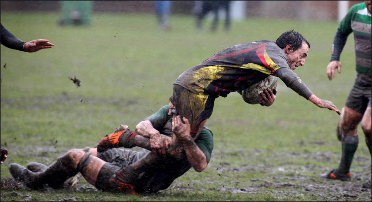 Rugby clubs braced for another wet weekend