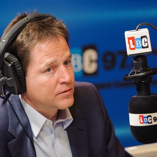 Nick Clegg says Lib Dem ministers will not be in Sochi because of anti-gay laws