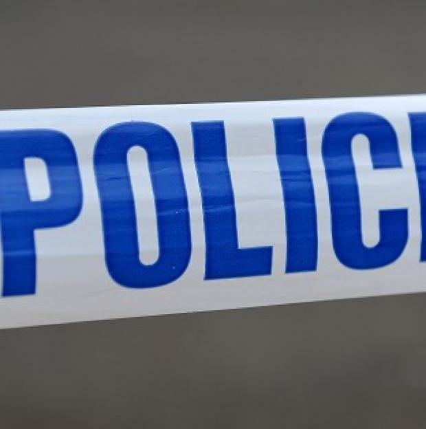 Hampshire Chronicle: The man is thought to have been stabbed before he got into his car