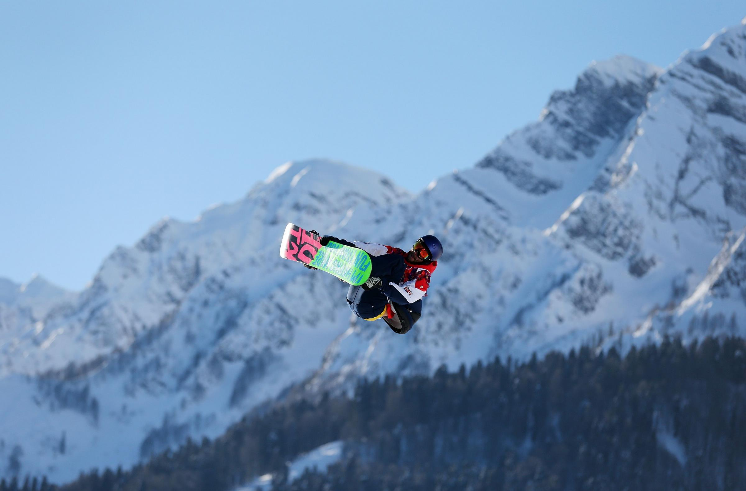 Sochi 2014: Top ten for brave Billy