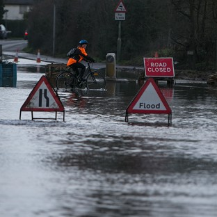 Britons warned of more storms ahead