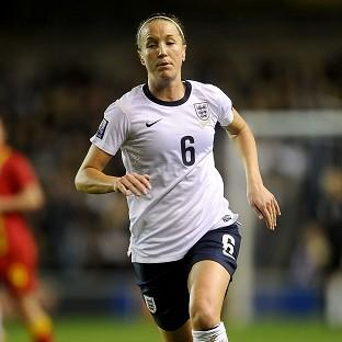 Casey Stoney's sexuality was known within the game