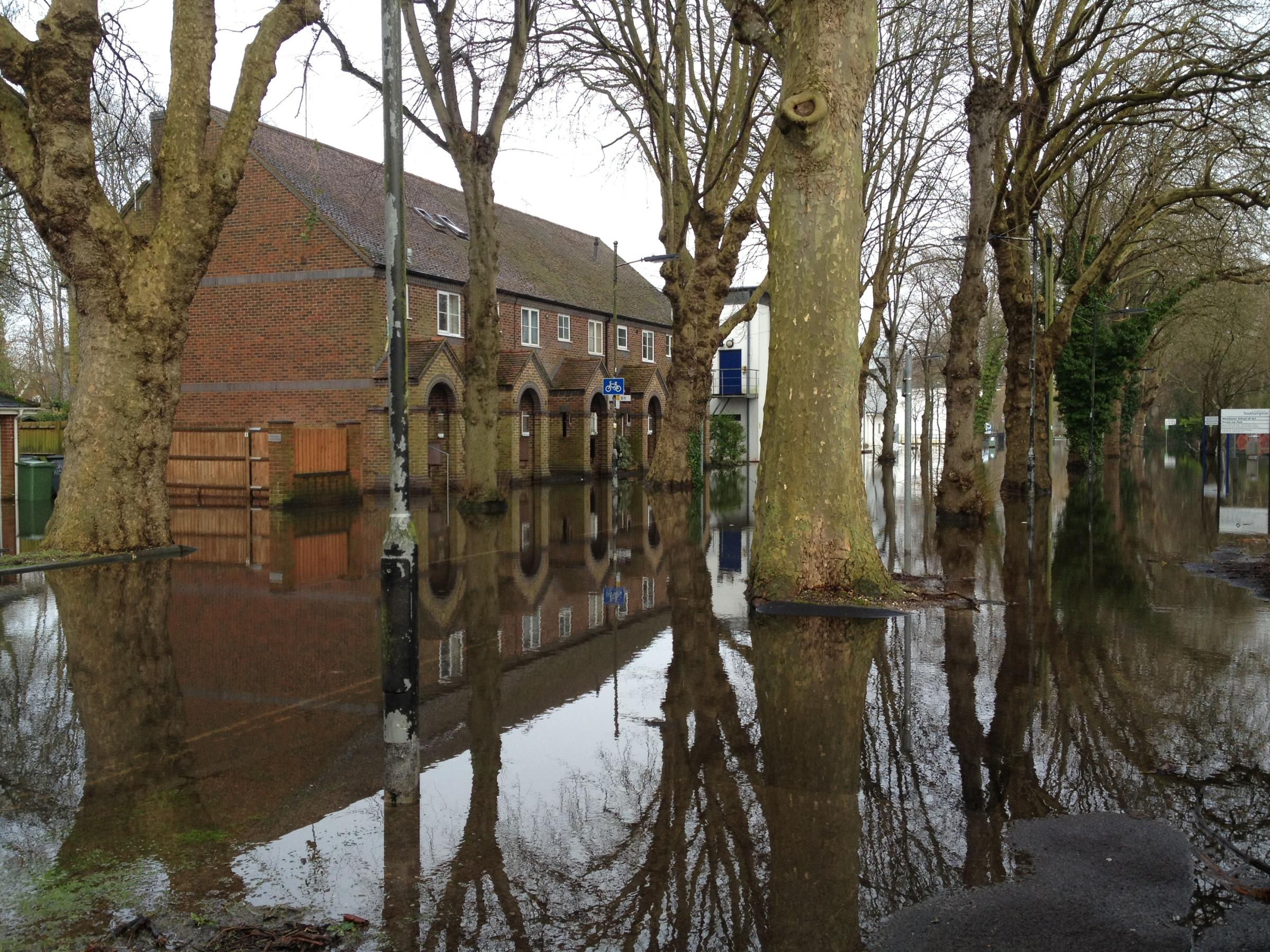 Flood warnings for county with more rain expected
