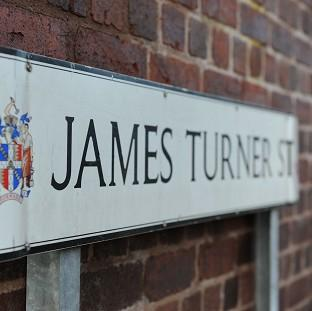 Hampshire Chronicle: James Turner Street in Birmingham, where the first series of Benefits Street was filmed