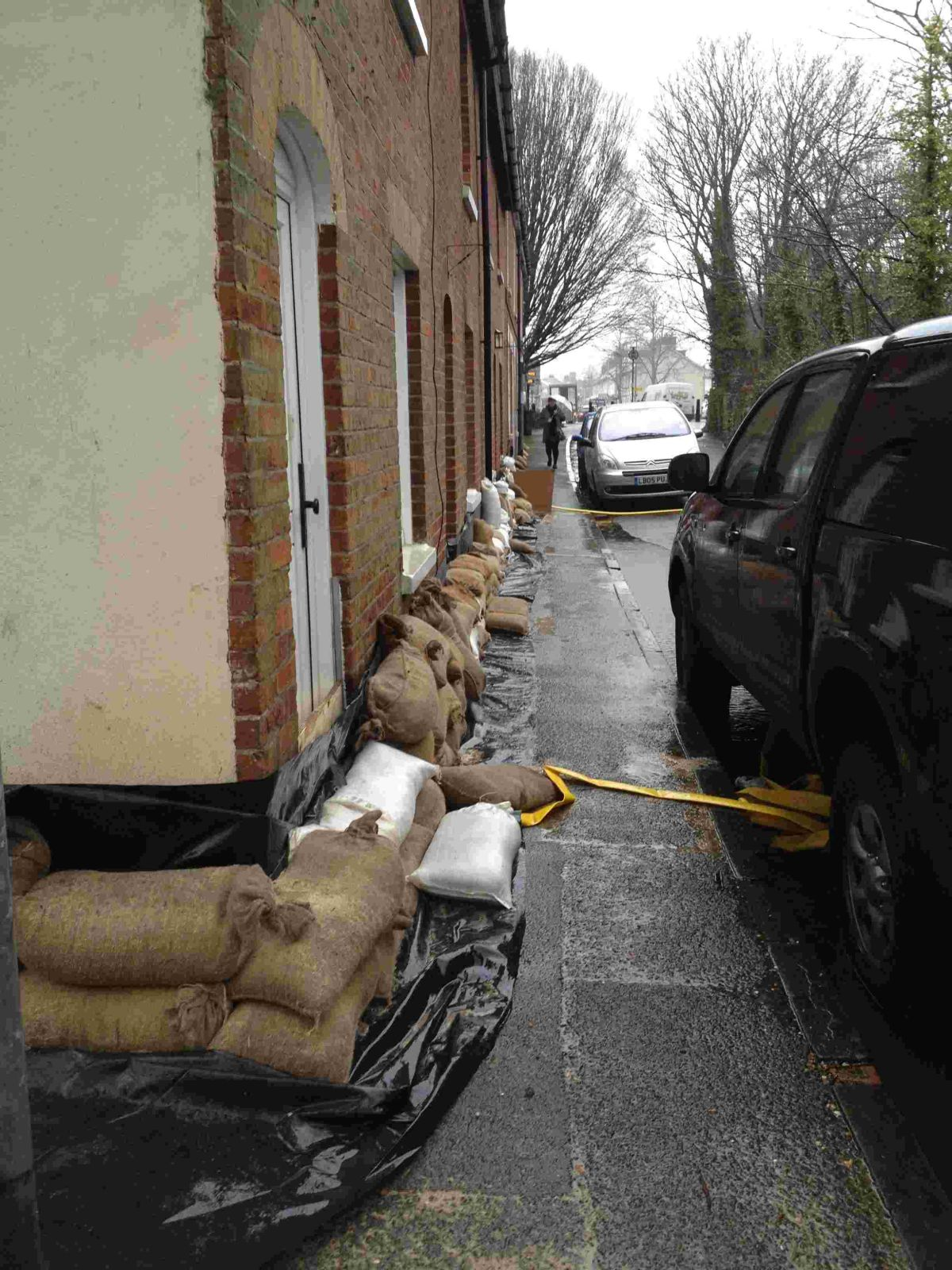 Winchester edging closer to flooding disaster