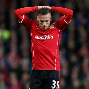 Craig Bellamy will miss Cardiff's next three matches