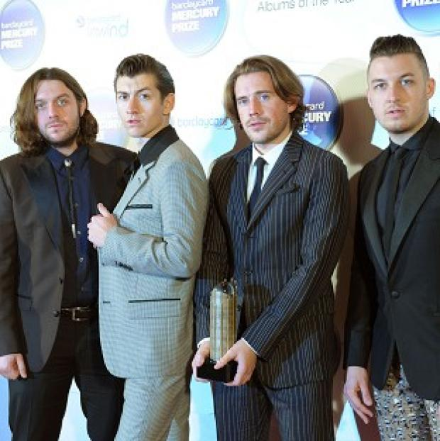 Hampshire Chronicle: Arctic Monkeys are part of a rock revival in album sales