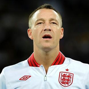 John Terry will not be travelling to Brazil with England in the summer
