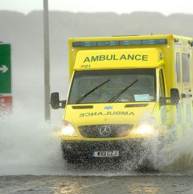 Hampshire Chronicle: There were 106,230 emergency admissions across England in the week