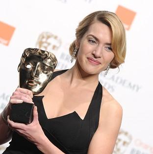 Kate Winslet found it difficult when she first had to bare all