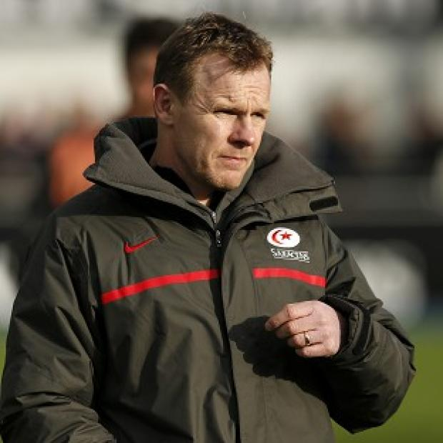 Hampshire Chronicle: Mark McCall was thrilled with the performances of his returning internationals