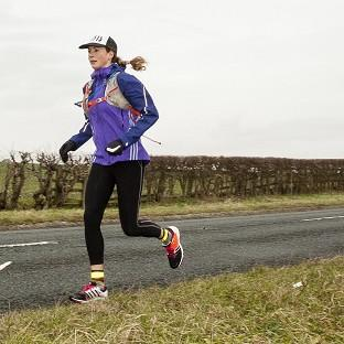 Susie Stephen is aiming to run, cycle and travel