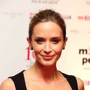 Emily Blunt has become a first-time mum
