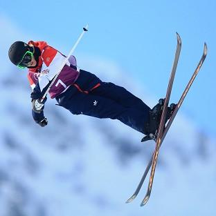 Rowan Cheshire was due to compete in Sochi on Thursday