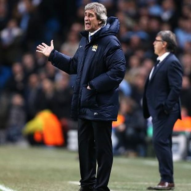 Hampshire Chronicle: Manuel Pellegrini made explosive comments after Manchester City's defeat