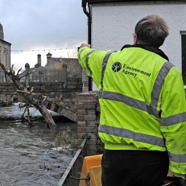Hampshire Chronicle: The Environment Agency has announced that any redundancies have been suspended after recent flooding