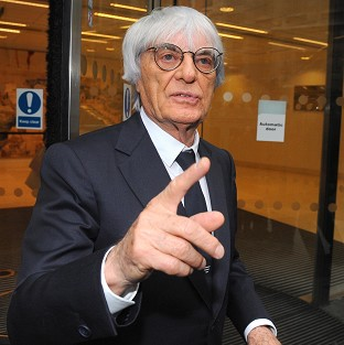 Bernie Ecclestone does not know if comments from a High Court judge could impact on his bribery trial in April
