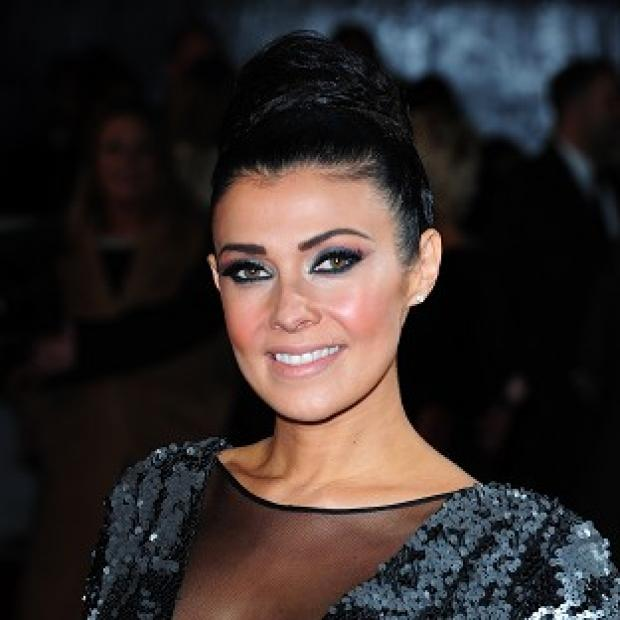 Hampshire Chronicle: Kym Marsh has been linked to her personal trainer