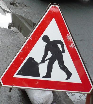 Overnight roadworks near Winchester