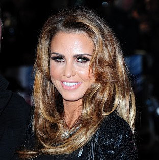 Katie Price has made up with Kerry Katona