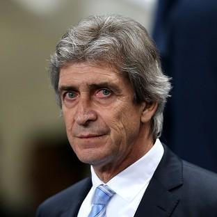 Manuel Pellegrini's side are heading out of the Champions League