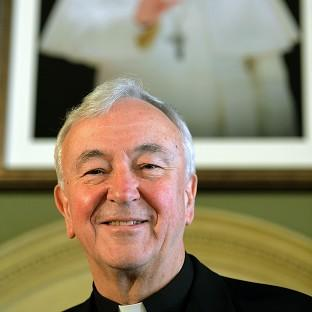 Hampshire Chronicle: The Most Reverend Vincent Nichols, the Archbishop of Westminster, has been created a Cardinal