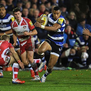 Anthony Watson went over for a pair of tries