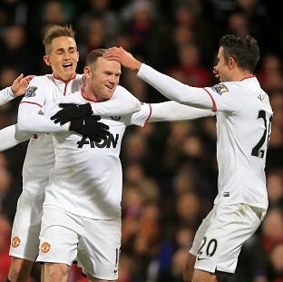 Manchester United got back to winning ways with a hard-fought victory at Selhurst Park