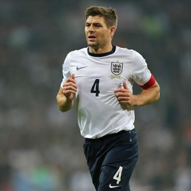 Hampshire Chronicle: Steven Gerrard will wait until after the World Cup before deciding whether to end his international career