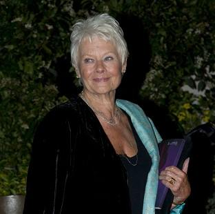 Hampshire Chronicle: Dame Judi Dench revealed she suffers from age-related condition macular degeneration