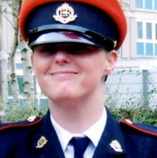 Corporal Anne-Marie Ellement was found dead at Bulford Barracks near Salisbury in Wiltshire (Liberty/PA)