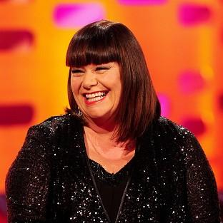 Dawn French is excited about her first ever solo tour