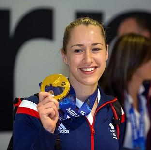 Hampshire Chronicle: Lizzy Yarnold has not intention of switching sports